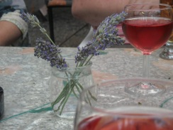 Red Wine and Lavender